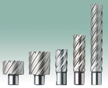 6-Series HSS High-Speed Steel Cutter Group Metric