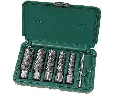 6-Series HSS High-Speed Steel Cutter Kit