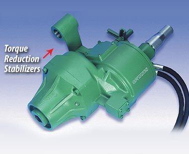 Hydraulic High-Torque Drive Unit