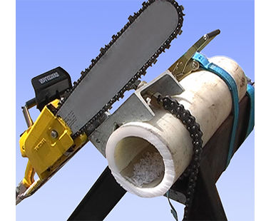 Model 5 1030 xxxx Cutting Plastic Pipe