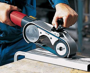 LBR 1506 AIR pipe sander application-2