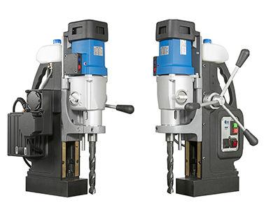 Taladro magnético portátil MAB 825 V con avance automático frente y abajo
