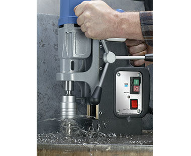 MAB 455 Portable Magnetic Drill with Annular Cutter
