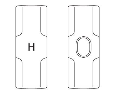 Ex104U Sledge Hammer Dimensional Drawing