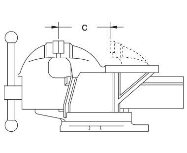Parallel Vise- Ex902 diagram
