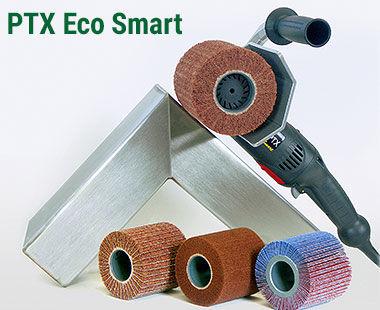 PTX Eco Smart Linear Surface Finishing Machine
