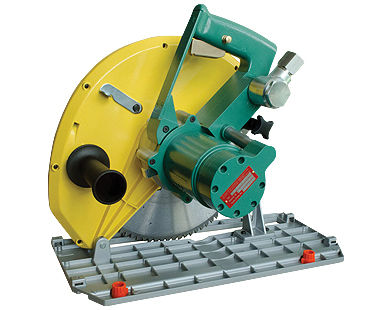 "12-5/8"" Dry Cutting Saw"