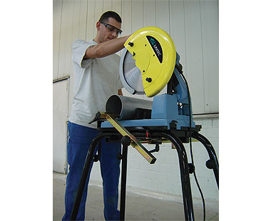 "Premium Super Dry Cutter – Metal Chop Saw – 14"" dia."