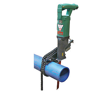 Reciprocating Saw with CP1 Universal Clamp for Pipes & Profiles