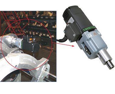 Opciones especiales de motor eléctrico