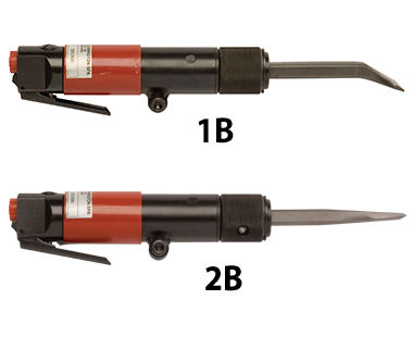1B and 2B chisel scalers