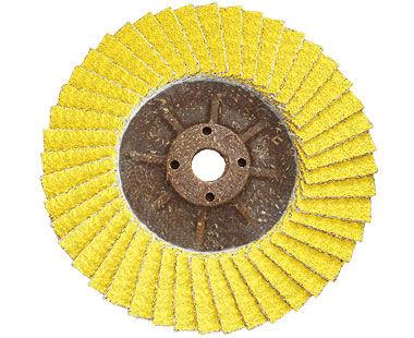 Disco cerámico PLANTEX SUNFIRE: estructura de grano de cerámica híbrida