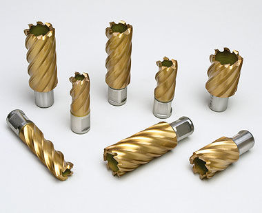 8-Series ARMOR-PLATED TiAlN Cutter Group