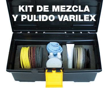 Kit de mezcla y pulido Varilex