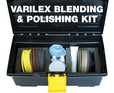 Varilex blending and polishing kit