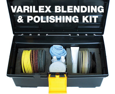 Varilex blending and polishing kit