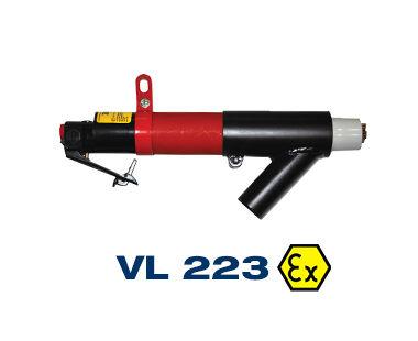 VL223Ex needle scaler