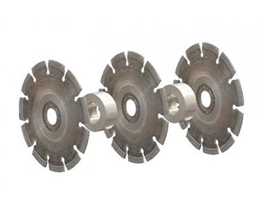 EMF 180 3 Blade Spacers With Blades