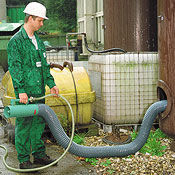Air Movers for Petrochemical Applications