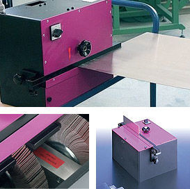BE5 Double-Sided Deburring Machine