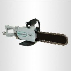 pneumatic concrete chain saws