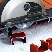 Dry Cutting circular saw for metalworking