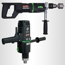 electric drills and drive units