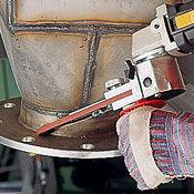 Finger Belt Sander for tight spaces