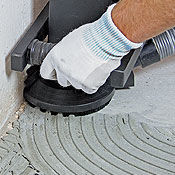 Hand-Held Concrete Grinder