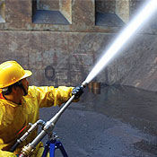 Hydraflex hold cleaner for petrochemical applications