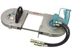 hydraulic band saw