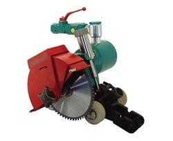 hydraulic pipe cutting machine