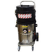Anti-static vacuum for hazardous environments