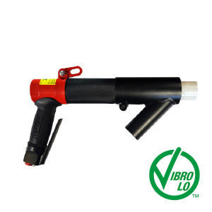 Low Vibration Needle Scalers With Dust Shrouds