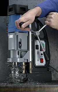 Taladros magnéticos portátiles y máquinas de perforación