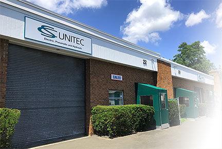 CS Unitec World Headquarters
