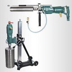 pneumatic core drills