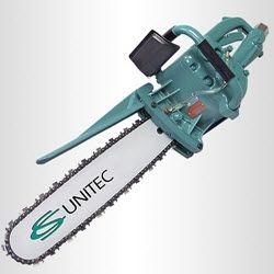pneumatic chain saws