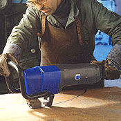 Portable Nibbler for Metalworking