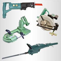 pneumatic saws with air power