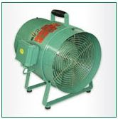 electric axial fans