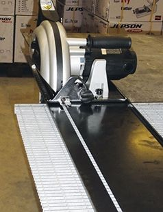 Rail Guide for 5 1115 0020 Saw (P/N 608284) application