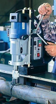 Máquinas de perforación personalizadas para aplicaciones especiales