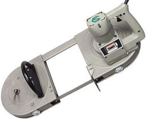 deep throat electric band saw