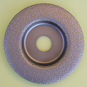 EB diamond disc -sm