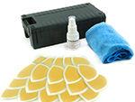 kit de protección contra el polvo