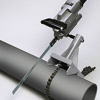 Manual Hacksaw Clamp