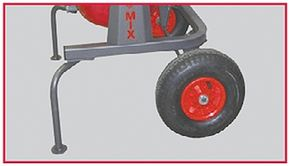 HIPPO Tires for use on uneven surfaces