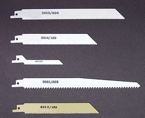 General Purpose reciprocating saw blades