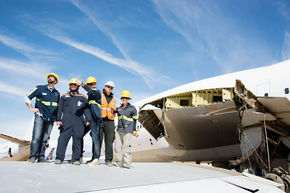 Equipo Boeing 747
